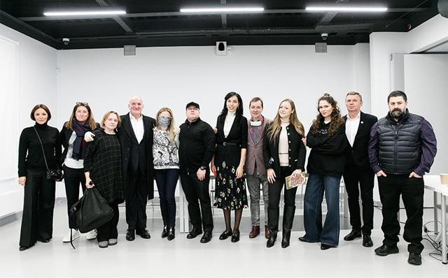 На фото: члены и правление Ассоциации Галерей. Ассоциация галерей (АГА) / The Art Newspaper Russia (2020).