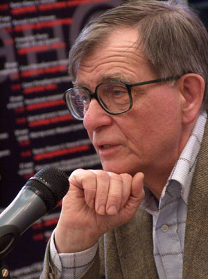 Театральный критик Алексей Вадимович Бартошевич, фото: www.world-shake.ru