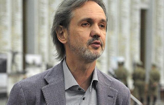 Скульптор Андрей Ковальчук, фото © armmuseum.ru / © kommersant.ru