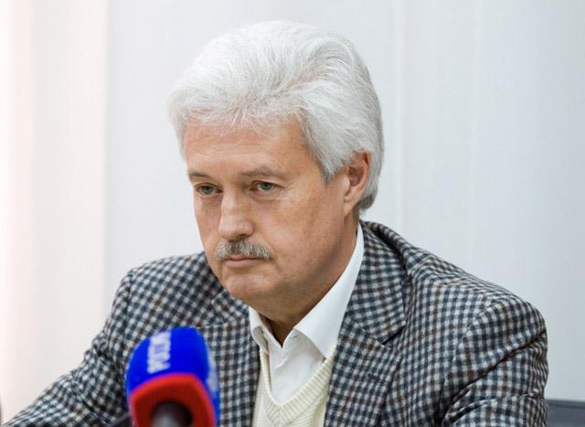 Архитектор Сергей Ткаченко, фото: Любовь Коршунова