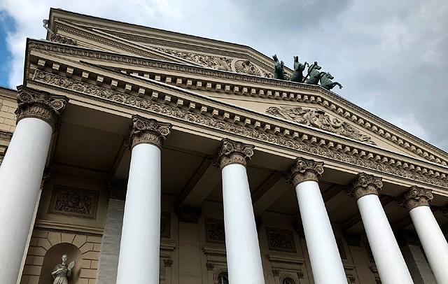 Большой театр в Москве, фото ТАСС / РИА Новости