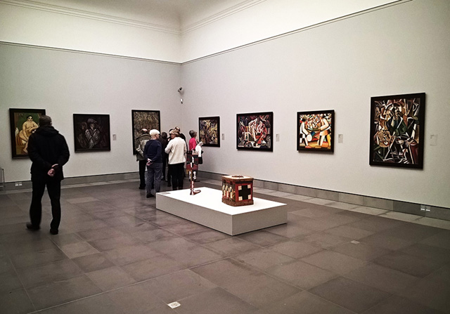 Вид экспозиции в Музее изящных искусств Гента. Фото: Константин Акинша, www.theartnewspaper.ru