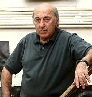 Скульптор Георгий Франгулян, фото: www.profi-news.ru