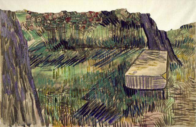 Графика Ван Гога - 022