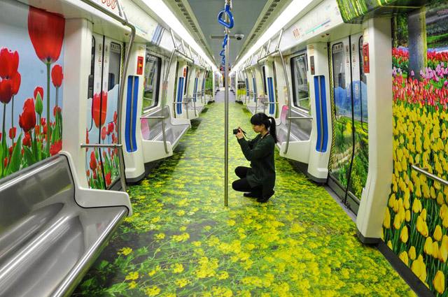 Декор китайского метро-01