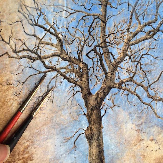 """из серии """"The Secret Life of Trees"""""""