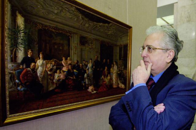 Директор Государственного Эрмитажа Михаил Пиотровский, фото: © ИТАР-ТАСС / Юрий Белинский
