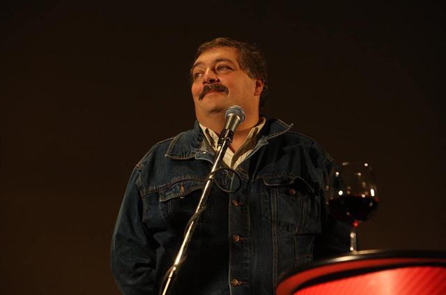 Поэт, писатель и публицист Дмитрий Быков