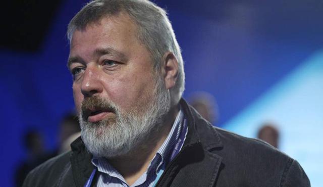 Журналист Дмитрий Муратов, фото: ИЗВЕСТИЯ / Павел Бедняков
