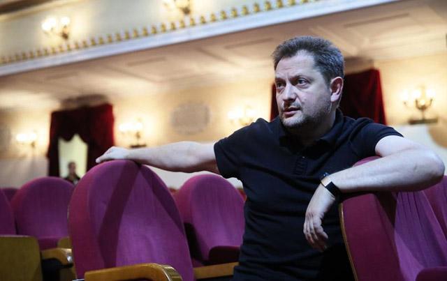 Евгений Писарев, фото: ИЗВЕСТИЯ / Александр Казаков