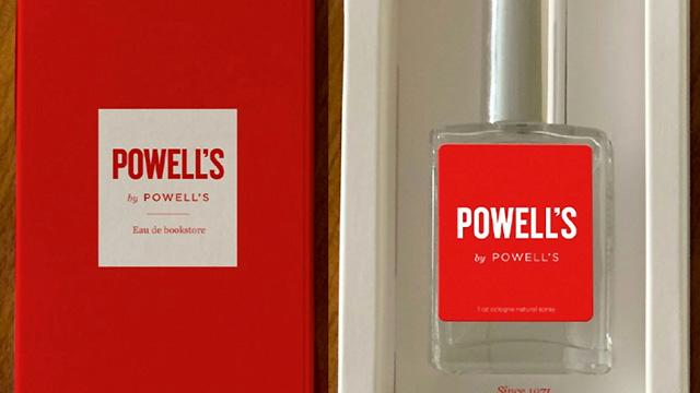 Запах старых книг в парфюме от «Powell's Books»