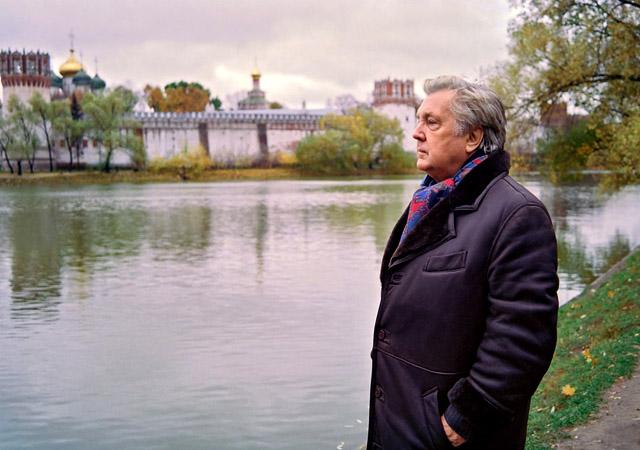 Илья Сергеевич Глазунов, 2006 год, фото: glazunov.ru