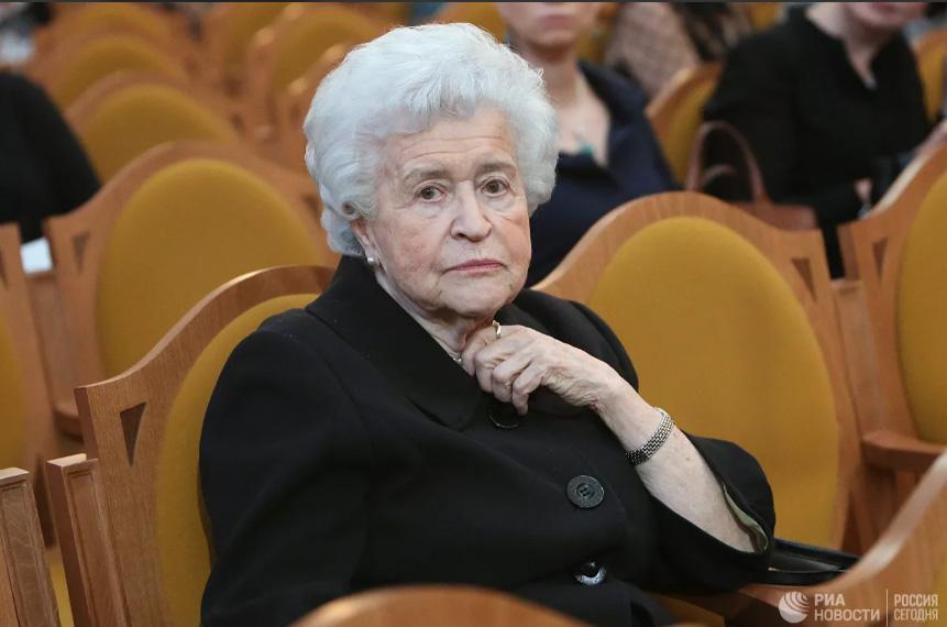 Ирина Антонова. Фото: © РИА Новости / Екатерина Чеснокова