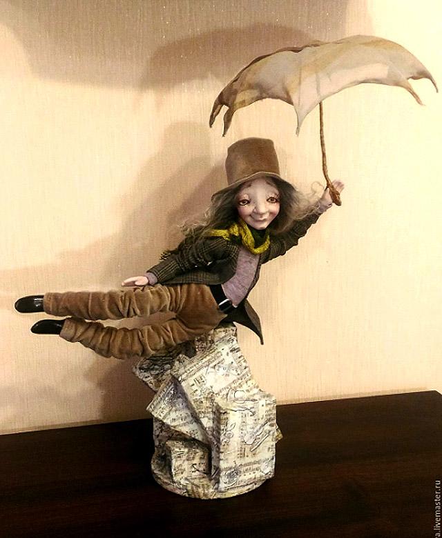 кукла Ирины Медянцевой