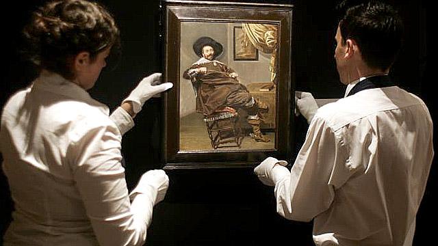 Картина, приписываемая Франсу Хальсу. фото: The Times