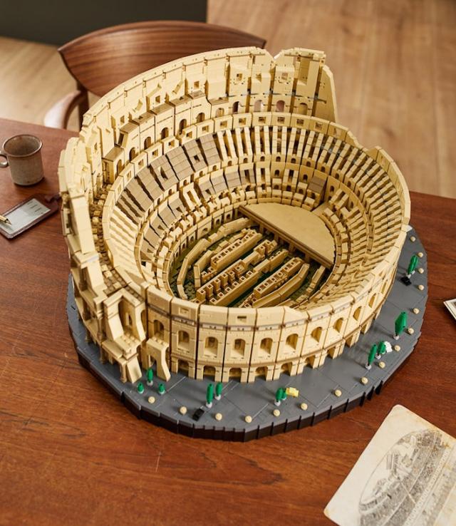 Колизей от LEGO-01