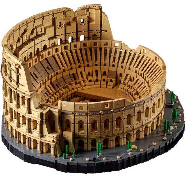 Колизей от LEGO-04