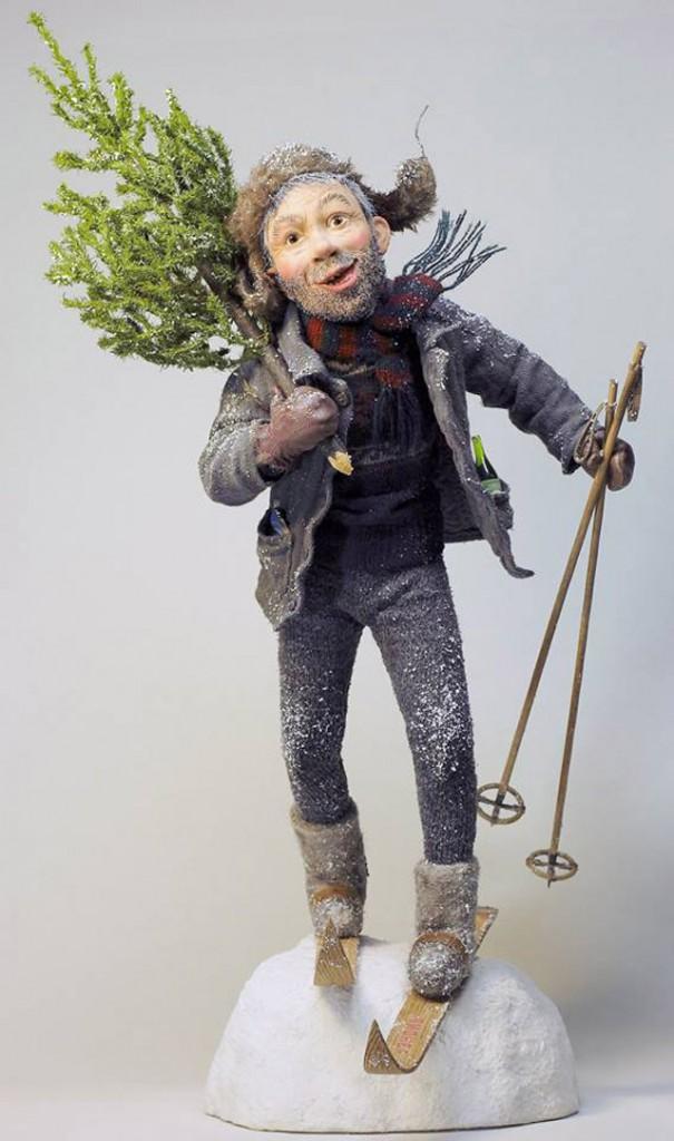 Куклы Ирины Пахомовой-15