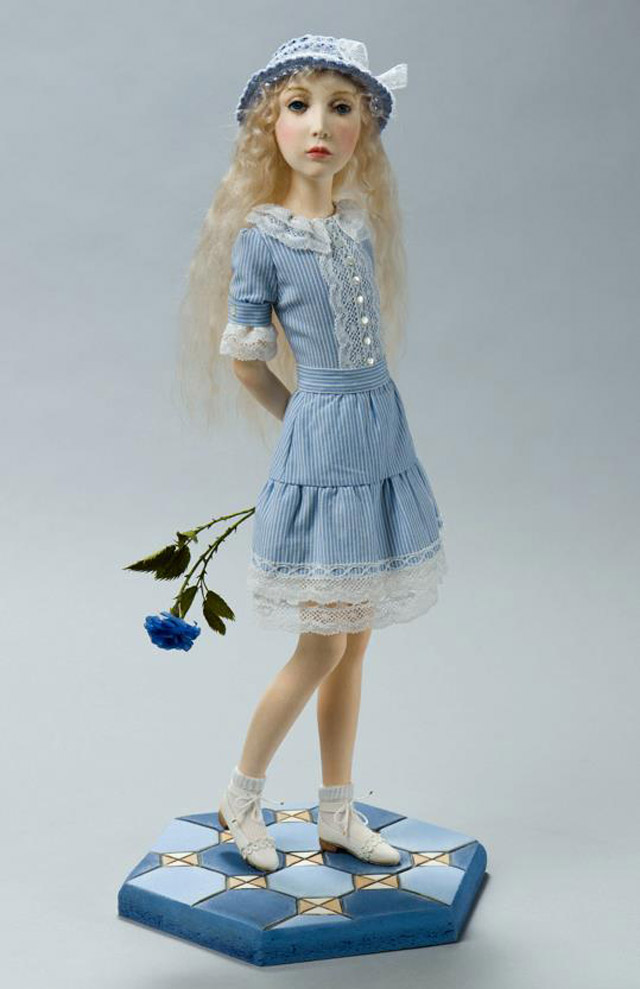 Куклы Ирины Пахомовой-17