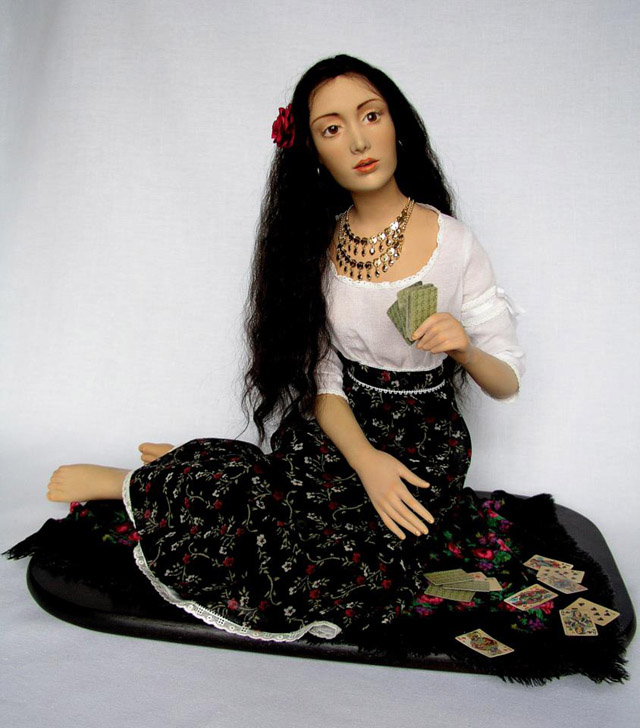 Куклы Ирины Пахомовой-18