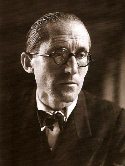 Архитектор Ле Корбюзье (1932)