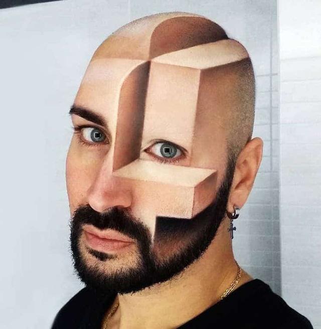 мэйк-ап итальянского визажиста Луки Луче