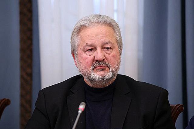 Председатель общественного совета при Министерстве культуры РФ Михаил Лермонтов, фото: gov-news.ru
