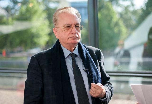 Михаил Пиотровский. Фото: Ян Хилден / mediacongress.ru
