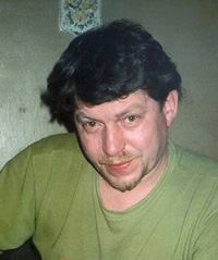 Михаил Файнштейн (1988), фото с сайта: www.planetaquarium.com