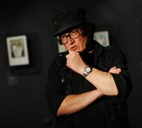 Художник и скульптор Михаил Шемякин, фото: www.mihfond.ru