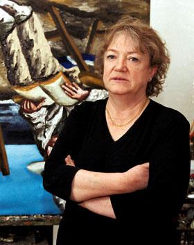 Художница Наталья Игоревна Нестерова, фото: wiki.guru.ru