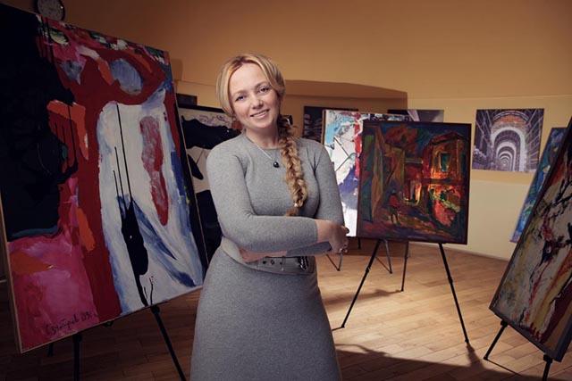 Ольга Ускова, фото: «Инвест-Форсайт» (2018)