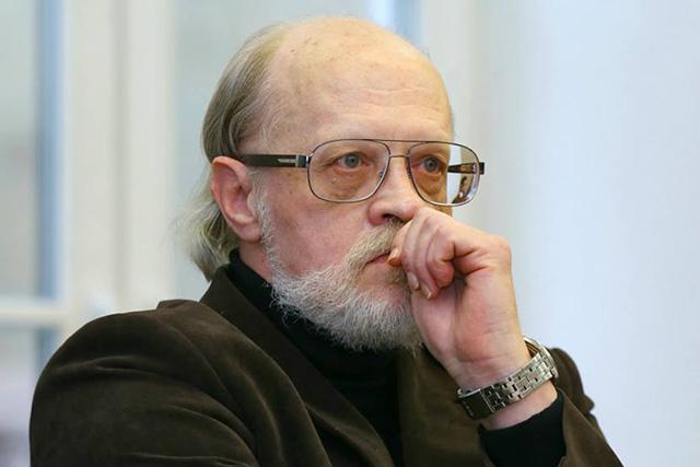 Писатель Андрей Столяров, фото: Фейсбук автора