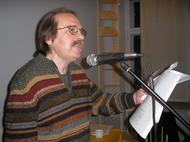 Поэт Виктор Коваль, фото: liter-net.1gb.ru