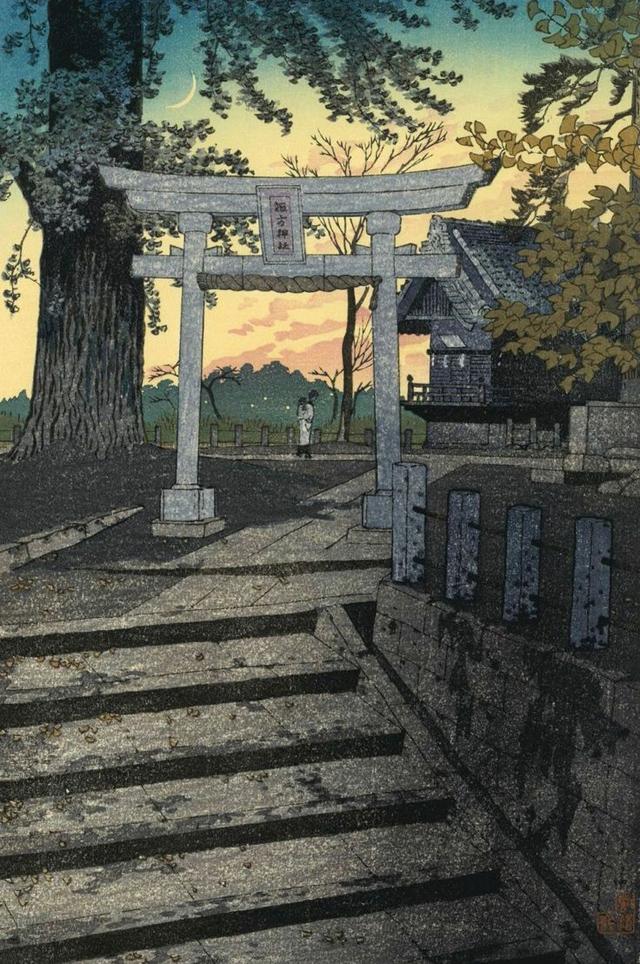 Работа Хасуя Кавасэ