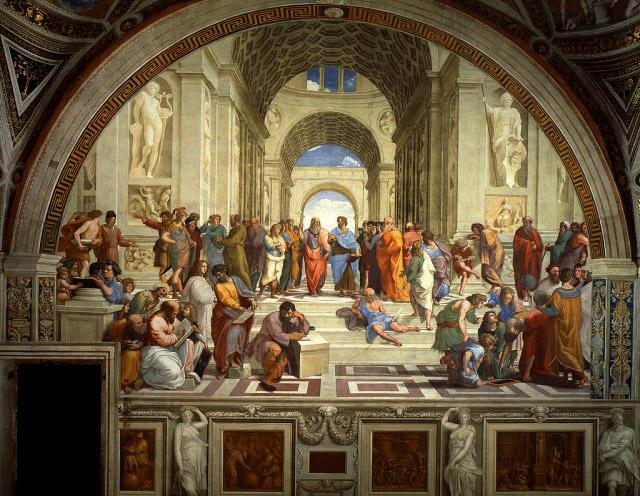 фреска Рафаэля