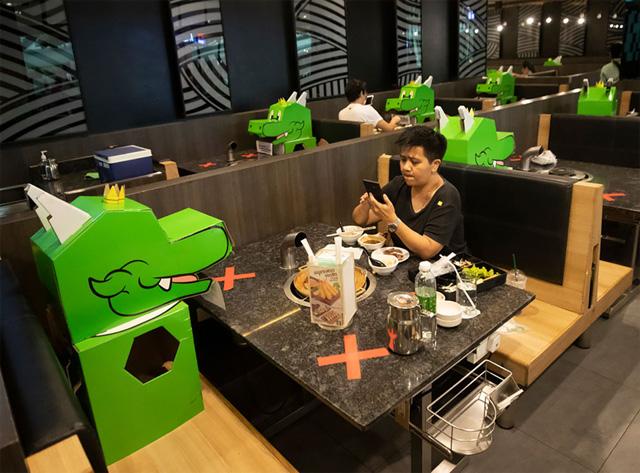 Ресторан в Таиланде после карантина-01