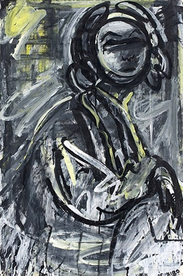 картина Роберта Де Ниро-старшего