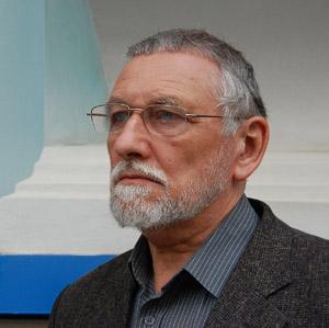 Александр Юликов, российский художник-минималист