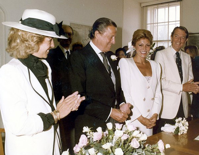 Свадьба Тиссен-Борнемиса и Кармен Серверы (1985), Фото - Museo Nacional Thyssen-Bornemisza