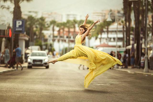 Уличный балет Анны Ульман-01