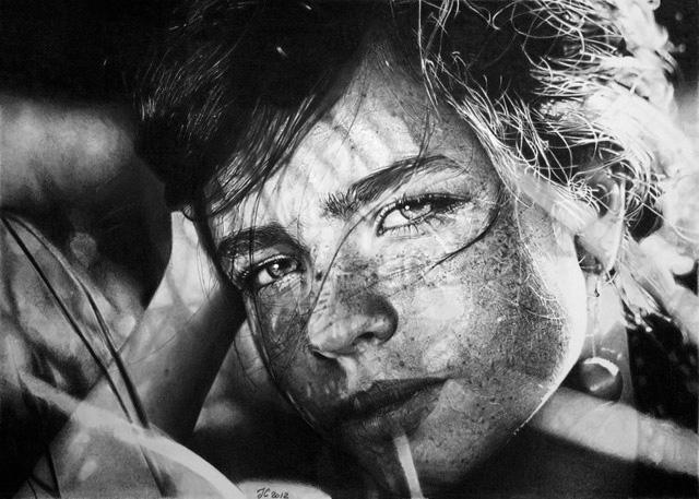 Фотореализм Франко Клуна-002