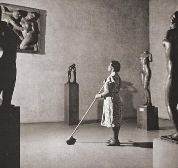 Может ли искусство изменить мир? |