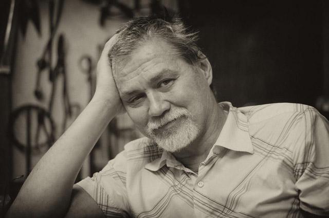 Художник Владимир Глухов (1961-2018)