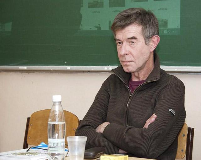 Художник Никита Алексеев, фото: © www.news.sevas.com