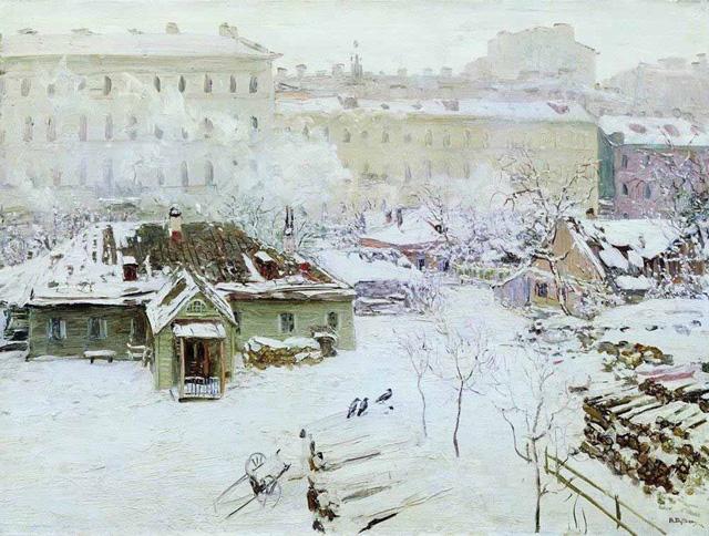 Художник Николай Никанорович Дубовской (1859-1918)