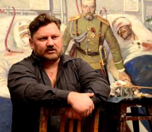 Павел Викторович Рыженко (живописец-монументалист)