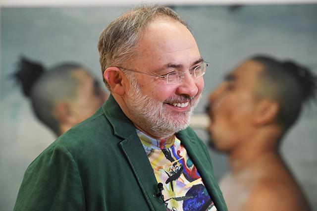 Марат Гельман, фото: © Сергей Пятаков / РИА Новости