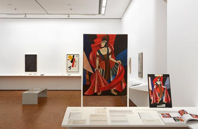 Экспозиция в Музее Людвига, фото: Rheinisches Bildarchiv, Köln/ Chrysant Scheewe (2020).