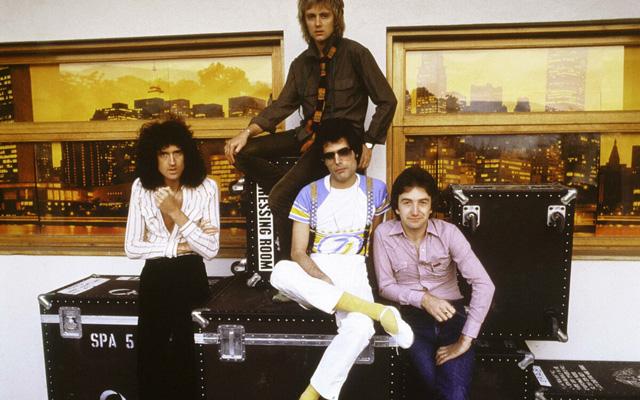 Группа Queen в 1978 году. Фото: © Reuters / Getty Images.